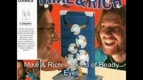 Mike & Rich - The Sound of Beady Eyes