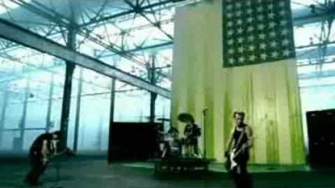 Green Day - American Idiot Official Music Video