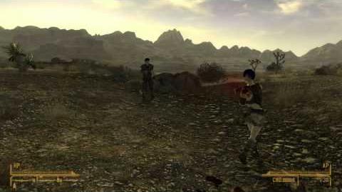 Fallout New Vegas Wild Wild Wasteland