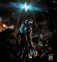 Dead space 2 poster by goku252525-d36uch6