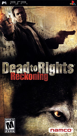 Dead to Rights - Reckoning Coverart