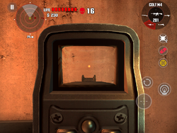 ColtM4IronSight