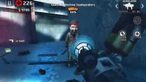 Dead Trigger 2. HEADFLATOR (aka Bubble Head)