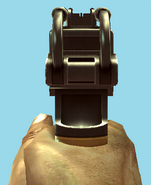 Scorpion Iron Sight