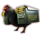 Ammo Chicken