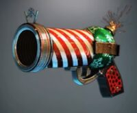 Santa's Ball Launcher