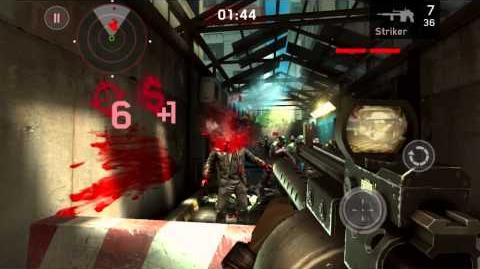 IOS Android DEAD TRIGGER - E3 2012 OFFICIAL TEASER