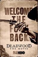 Deadwood The Movie Teaser Poster