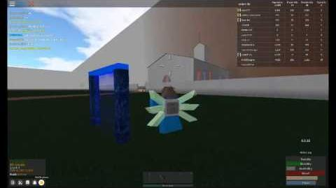 Deadzone Remade random blue portal??