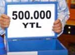500 bin