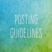 Posting Guidelines