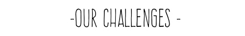 Our challenges