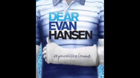 Dear evan hansen (NIGHTCORE)