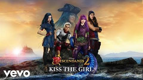 """Kiss the Girl (From """"Descendants 2"""" Audio Only)"""