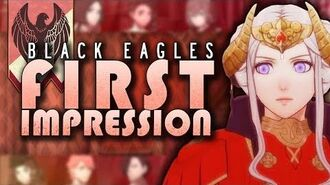 Most Favorite and Least Favorite Black Eagles Students. Fire Emblem Three Houses