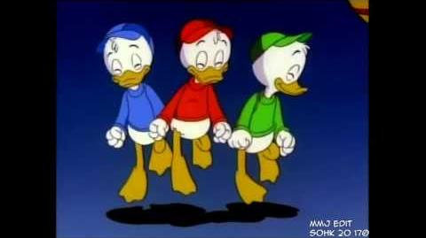 Ducktales(Original) Intro with 2017 Theme