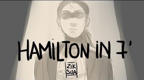 Hamilton in 7 minutes - Animatic