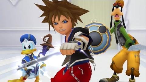 Kingdom Hearts Re Chain of Memories All Cutscenes (Sora Edition) Game Movie 1080p