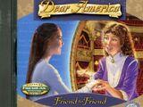 Dear America: Friend to Friend