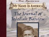 The Journal of Jedediah Barstow