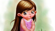 R169 457x256 17851 Niloo 2d character little girl cartoon picture image digital art