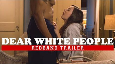 Dear White People Red Band Trailer Oct 17