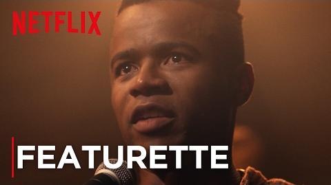 Dear White People Reggie Featurette HD Netflix