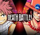 Natsu VS Ace