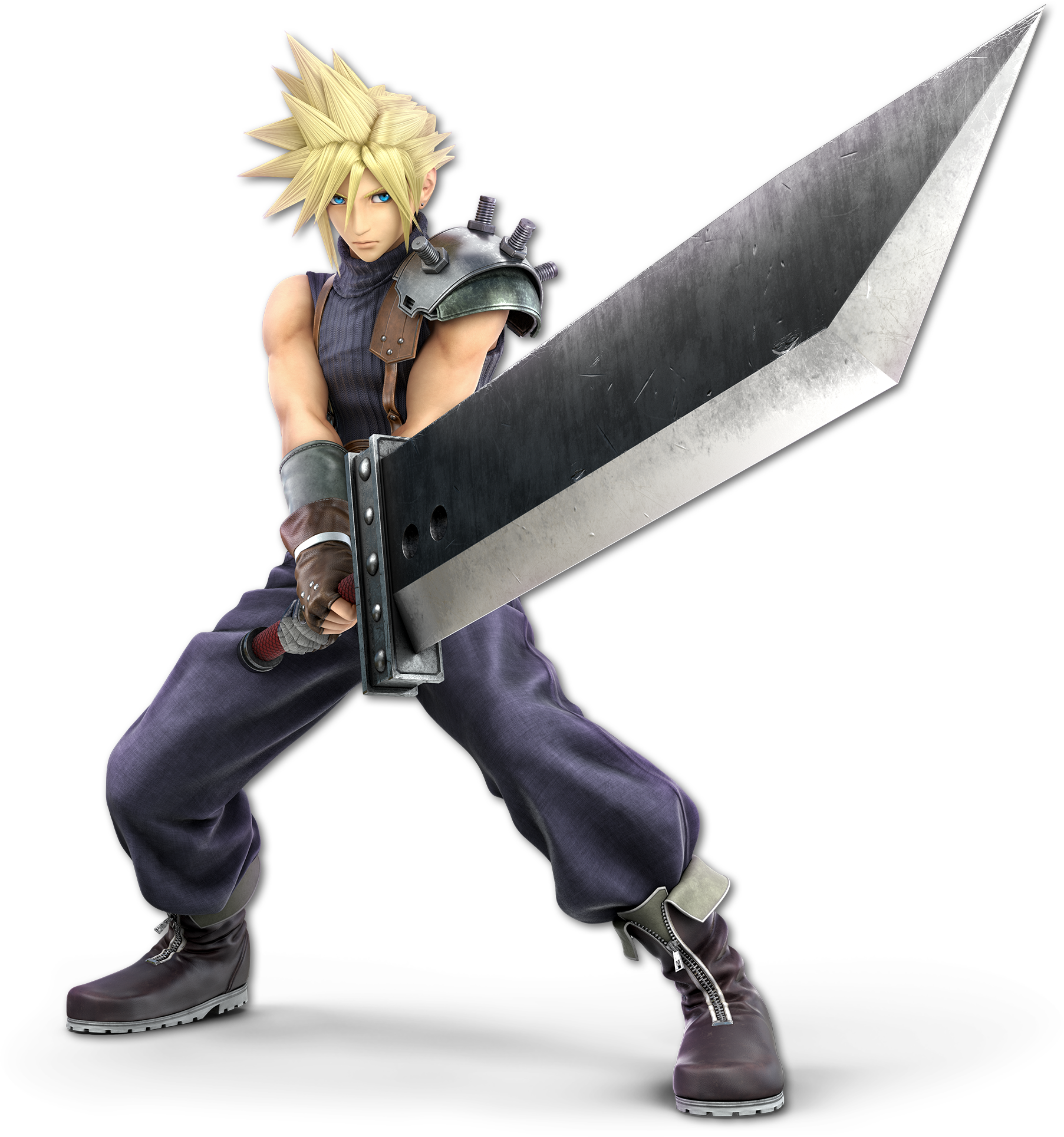 cloud strife wikia death battle en espa ol fandom powered by wikia. Black Bedroom Furniture Sets. Home Design Ideas