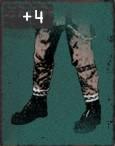 Road shocker pants