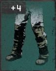 Steel solider pants