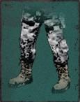 Assault force pants