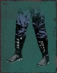 Steel trible pants