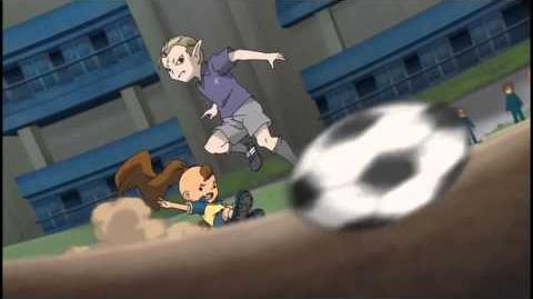 Inazuma Eleven Episode 4 Part (1 2) - Here Comes the Dragon!