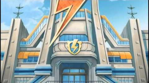 Inazuma Eleven Episode 7 Part (1 2) - Confrontation at the River Bank!