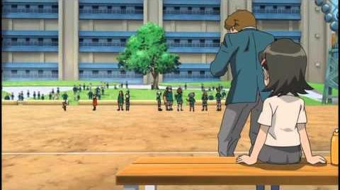 Inazuma Eleven Episode 2 Part 1 - Teikoku Is Here! HD