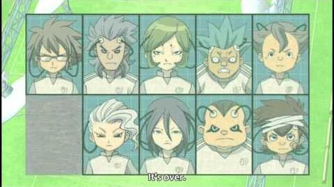 Inazuma Eleven Episode 8 Part (2 2) - The Fearful Soccer Cyborgs!