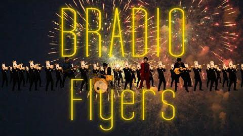 BRADIO-Flyers【TVアニメ「デス・パレード」OP曲】(OFFICIAL VIDEO)