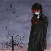 Hot anime emo vampire by emotay-1-