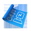 Intel icon med