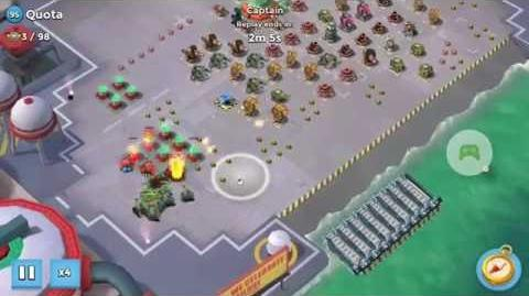 Valkyrie Will Solo on Quota on Foxtrot Boom Beach