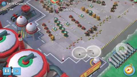 Valkyrie Will Solo on Tech Crunch on Stronghold Boom Beach