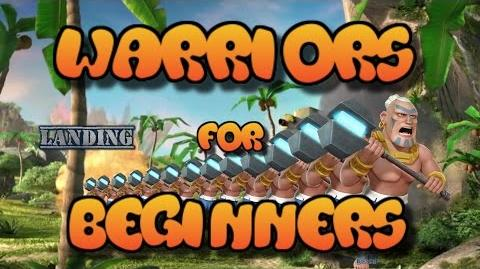 Boom Beach Beginners Guild on Landing Warriors-2
