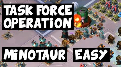 Minotaur ✦ 3 Hits! Easy Tactic! ✦ Massive Attack ✦ Boom Beach
