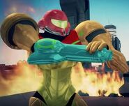 DEATH BATTLE Samus
