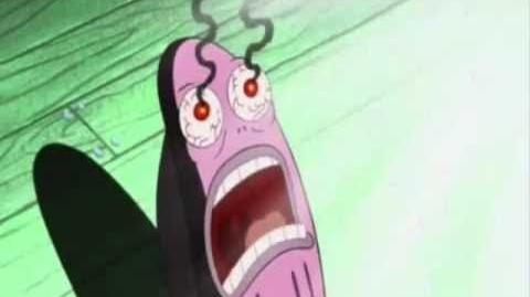 Spongebob MY EYES!!!