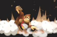 Donkey Kong SSBU Skill Preview Down Special