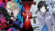 Gladion vs. Arata Sanada
