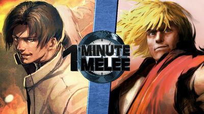 Kyo vs Ken OMM
