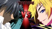 Touma Kamijou vs. Zenkichi Hitoyoshi